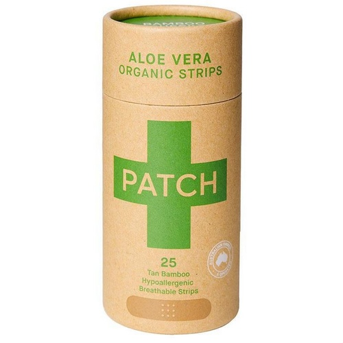Patch Aloe Vera Adhesive Strips Tube