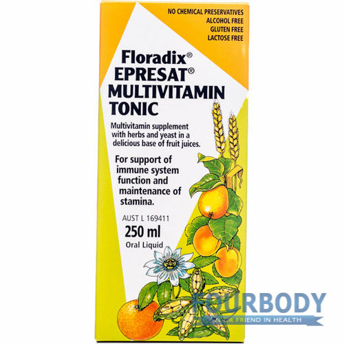 Floradix Epresat MultiVitamin Tonic 250ml