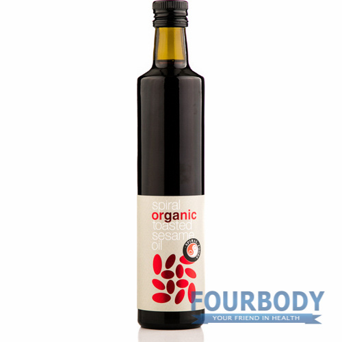 Spiral Foods Sesame Oil Toasted 500ml