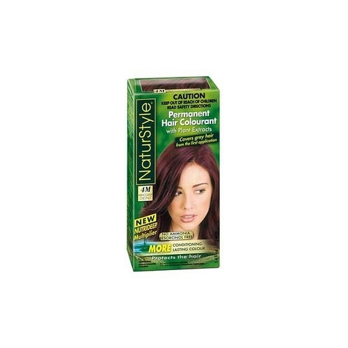 Naturstyle Permanent Hair Colour Mahogany Chestnut 4M CLEARANCE