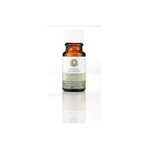 Oil Garden Aromatherapy Grapefruit Oil 12ml CLEARANCE