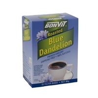 Bonvit Blue Dandelion French Chicory 32 Filter Bag