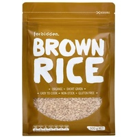 Forbidden Foods Organic Brown Rice 500g